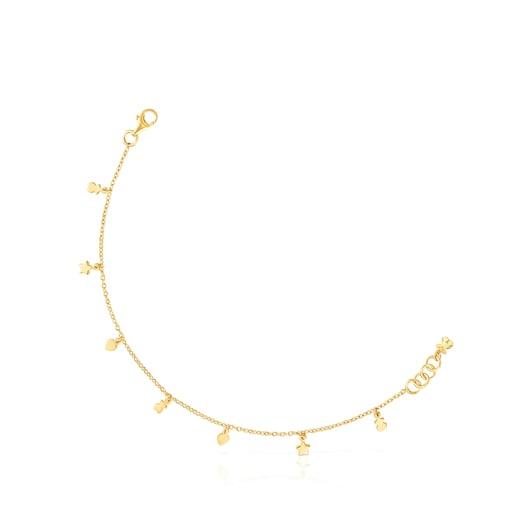 Silver Vermeil Cool Joy Bracelet