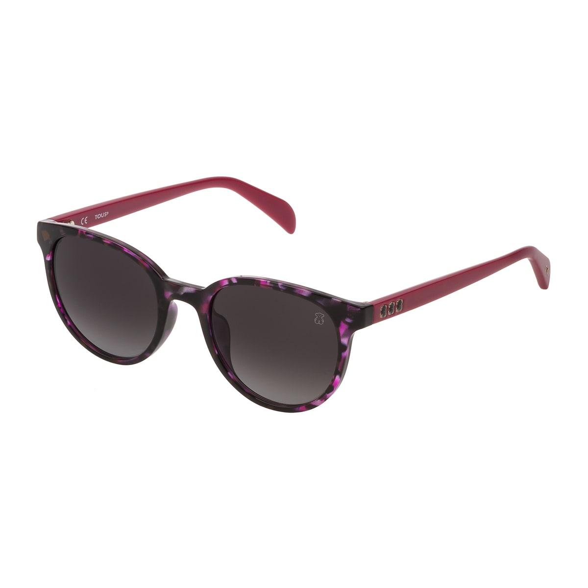 Gafas de sol Glory de acetato en color violeta