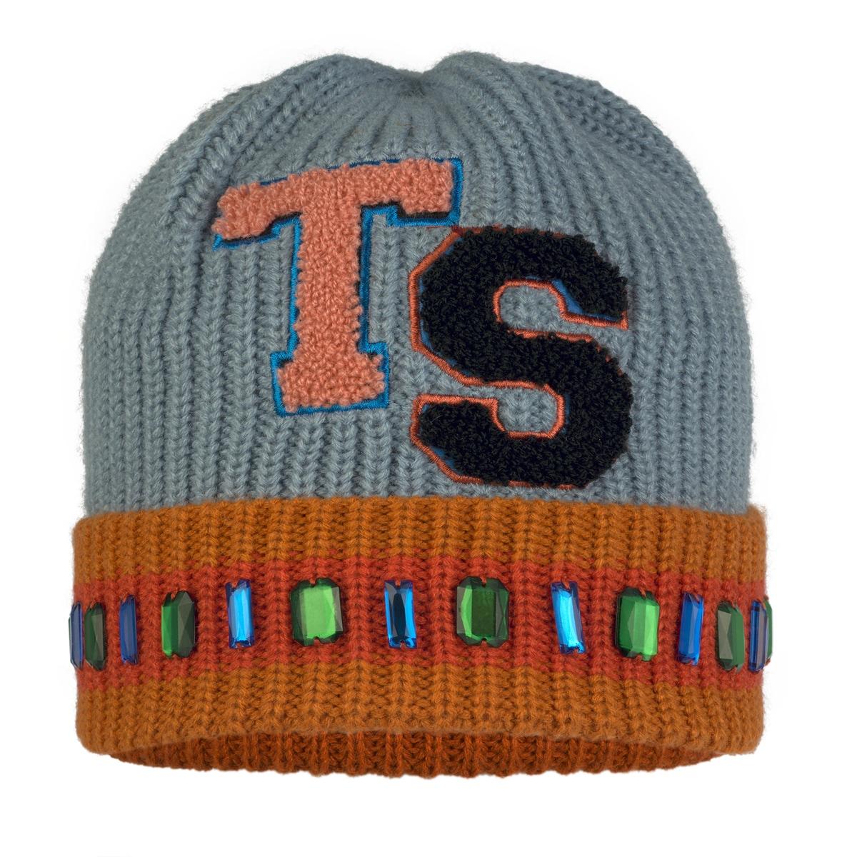 Multicolored Leissa hat