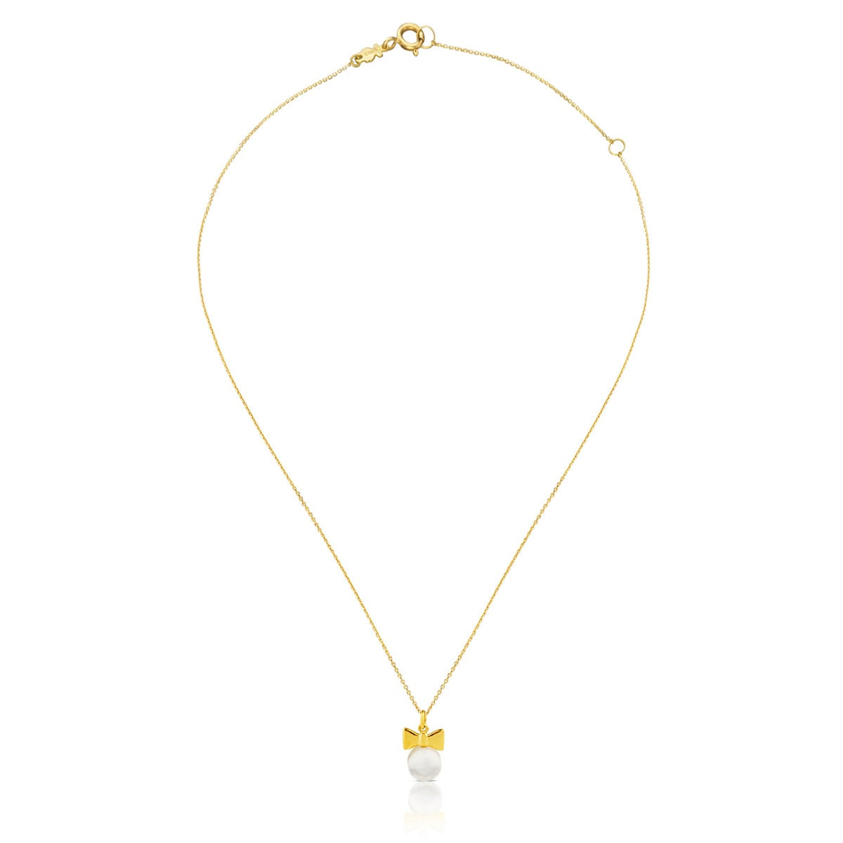 Gold Fermé Necklace