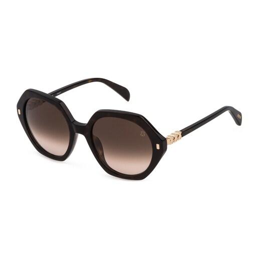 Gafas de sol Bear Seventies Havana marrón