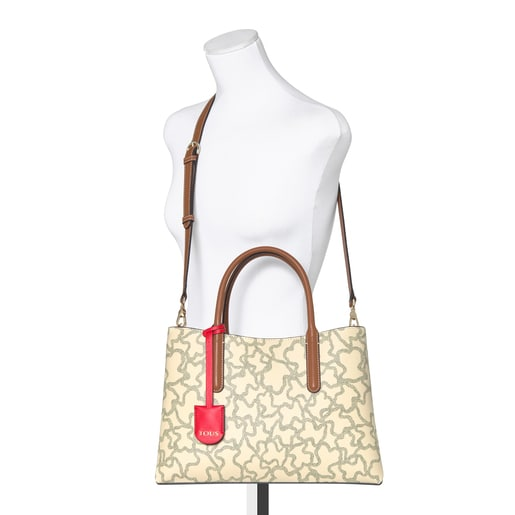 Kaos Icon Multi Beige - Red City Bag