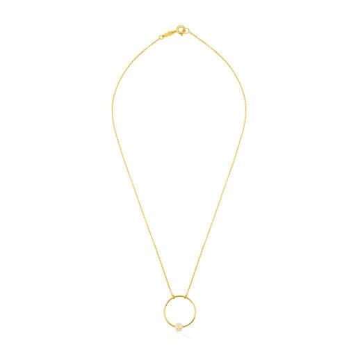 ネックレスIcon Pearl パール / 18金ゴールド/ 45cm