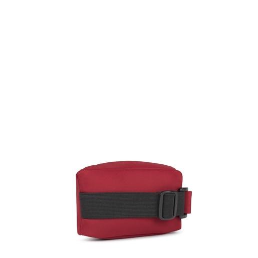 Sac bracelet Shelby mini rouge