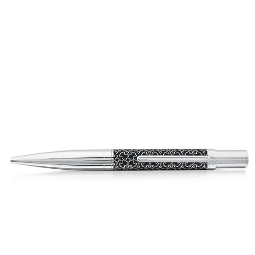 Bolígrafo Mossaic de Acero en color negro