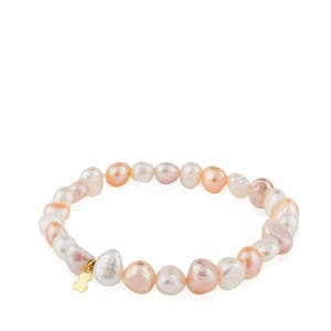 Armband TOUS Pearls aus Gold