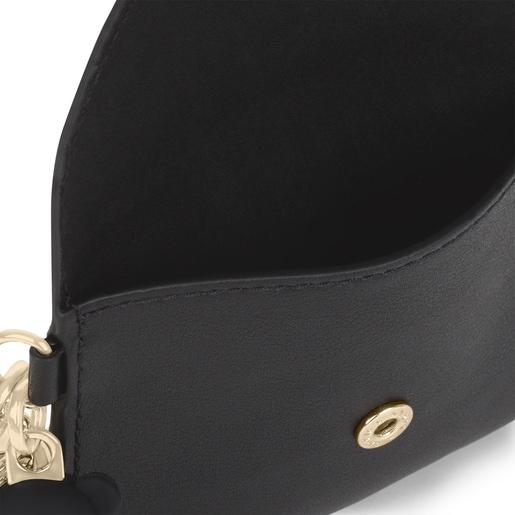 Porte-clés avec mini-trousse TOUS Envelope noir