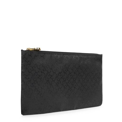 Neceser grande Clasica de Nylon en color negro