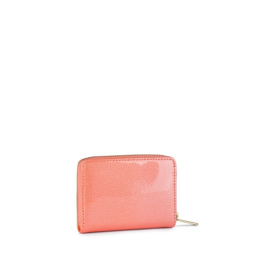 Monedero mediano Dorp rosa