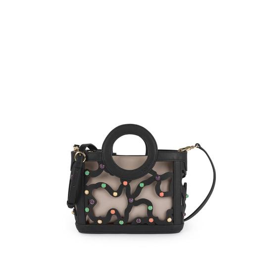 Small Black Kaos Shock Special Crossbody bag
