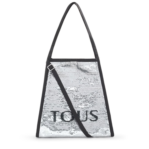 Silver Jeans Sequins T Colors Collection Shopping Bag