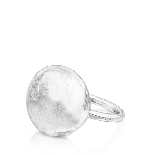 Silver Duna Ring.