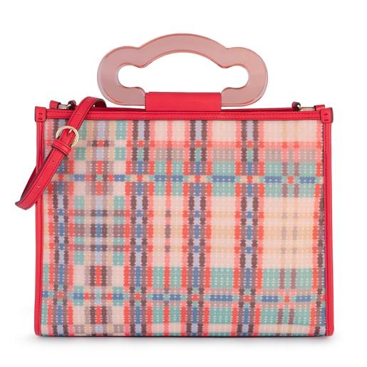 Medium red New Marlen City bag