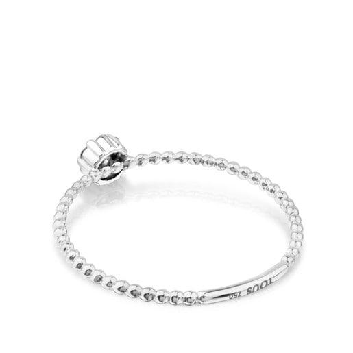 White gold TOUS Brillants Ring with Diamonds
