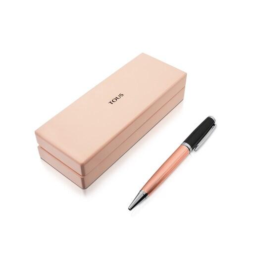 Steel IP Rose TOUS Writing Pen